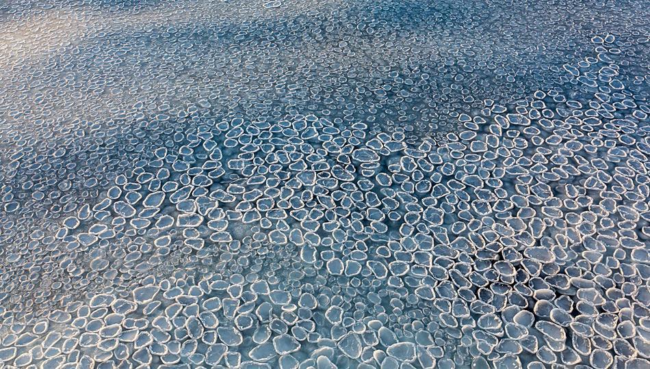 Die Gründe für die steigende Meereisbildung wird zwar noch debattiert. Jedoch deutet vieles auf den Klimawandel als Hauptursache hin. Bild: Stefan Hendricks, AWI