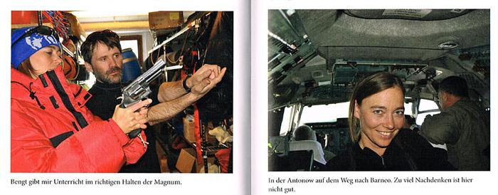 Die richtige Handhabung einer Magnum soll geübt sein.